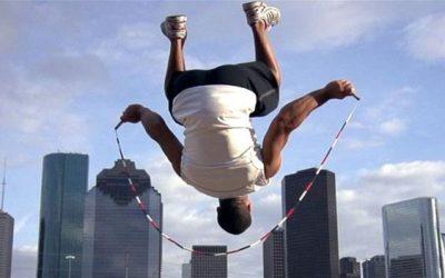 La corde à sauter, une activité physique complète