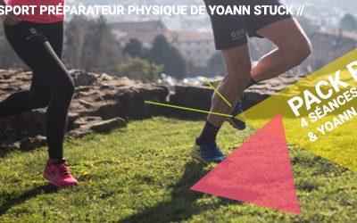 Préparation physique BeMySport avec Yoann Stuck