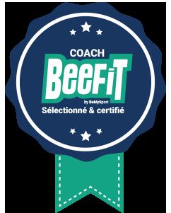 Coachs Beefit par BeMySport : séléctionnés et certifiés