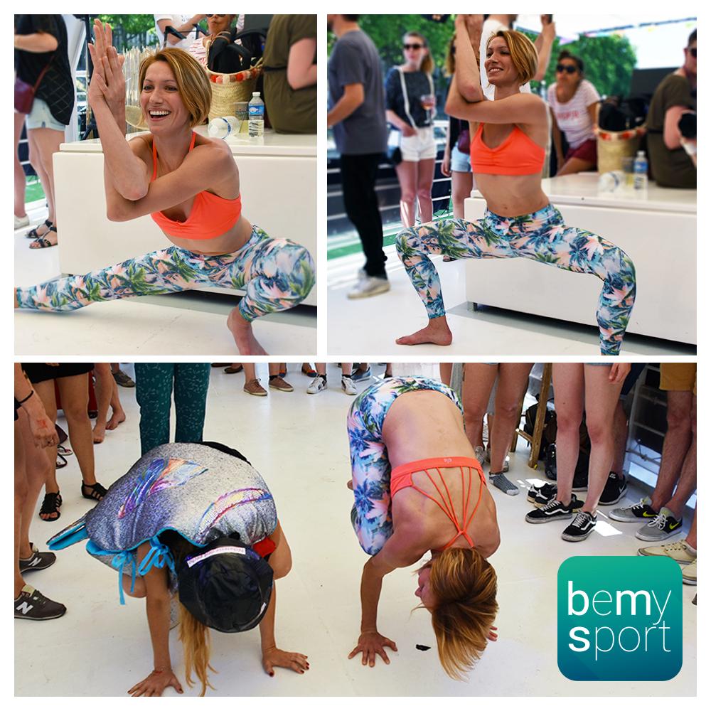 Yoga Electro - Fitness par BeMySport