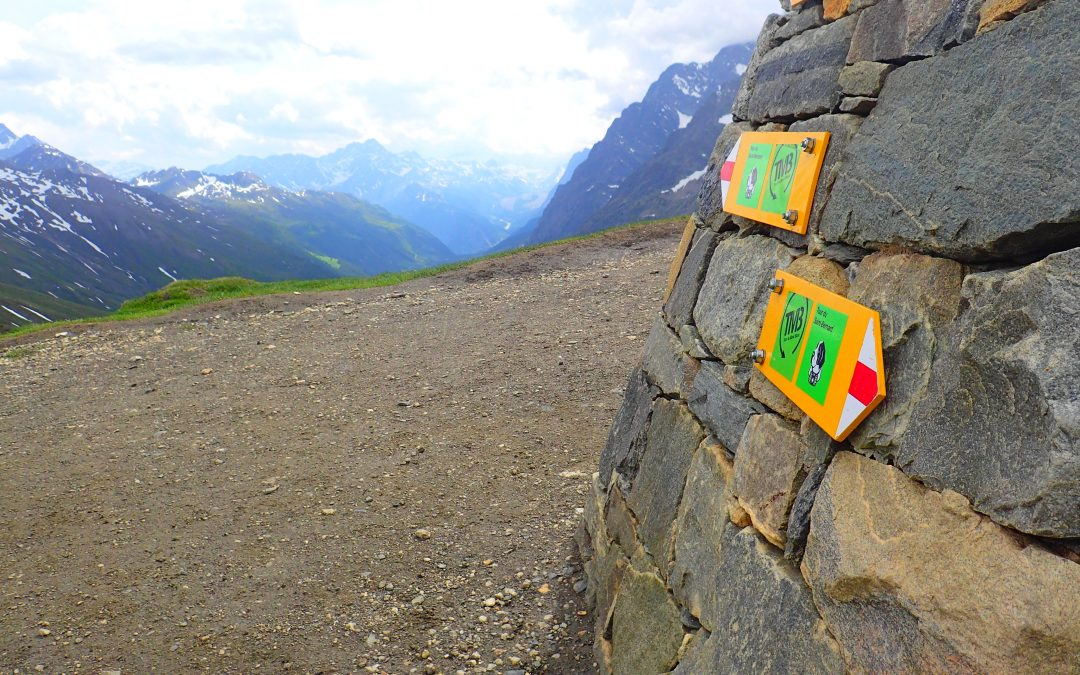 Tour du Mont-Blanc VTT en autonomie