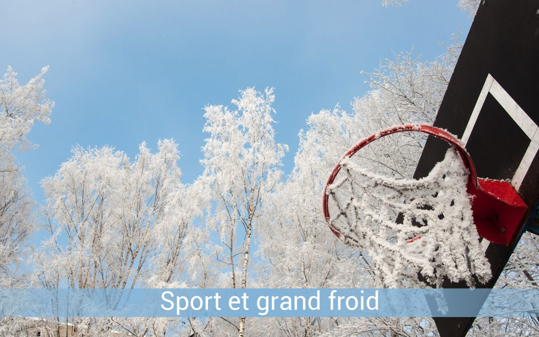 Sport et grand froid